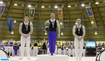 PURVIS & REGAN WIN 2015 SCOTTISH SENIOR ALL AROUND TITLES
