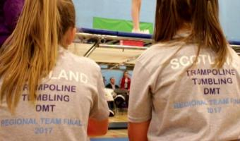 CUP SUCCESS FOR SCOTLAND AT REGIONAL TEAM FINAL