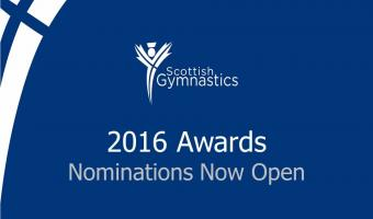 2016 AWARDS - NOMINATIONS NOW OPEN!