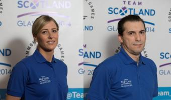 ARTISTIC LEAD COACHES APPOINTED FOR GAMES