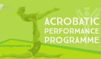 ACRO PERFORMANCE PROGRAMME SELECTION