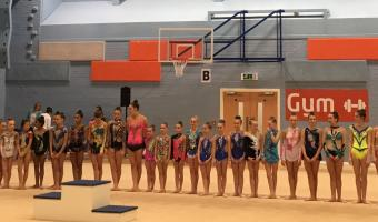 RHYTHMIC OPEN INDIVIDUAL APPARATUS COMPETITION