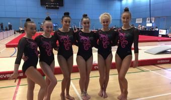 TEAM GOLD FOR CITY OF GLASGOW AT ADRIAN STAN CHAMPIONSHIPS