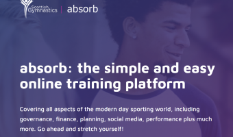 ONLINE TRAINING FOR MEMBERS TO ABSORB