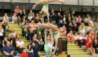 SCOTTISH PARTNERSHIPS TRIAL FOR ACRO EUROPEAN AGE GROUP GAMES