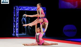 ACRO GYMNASTS SELECTED FOR BUDAPEST INTERNATIONAL CUP