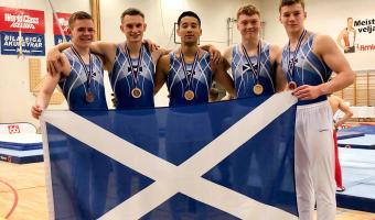 MEN'S TEAM WIN BRONZE MEDAL AT NORTHERN EUROPEANS