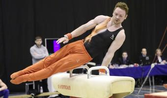 PURVIS LEADS THE LINE-UP FOR NATIONAL ARTISTIC CHAMPIONSHIPS