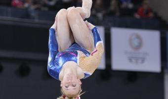 COMMONWEALTH STARS TO COMPETE AT 2015 ARTISTIC GYMNASTICS CHAMPIONSHIPS