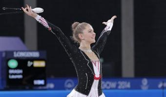 GLASGOW 2014 DAY TWO: RHYTHMIC ROUND UP