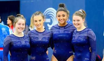 CAITLIN AND FRASER EXCEL AT EUROPEANS