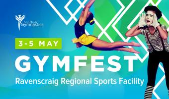 WANT TO BE PART OF GYMFEST?