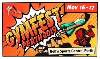 TICKETS ON SALE FOR GYMFEST PERTH 2019