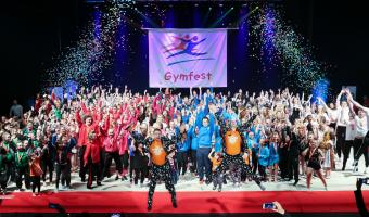 GYMFEST 2016 A RESOUNDING SUCCESS