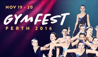 TICKETS LAUNCHED FOR GYMFEST PERTH 2016