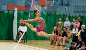 LOUISE CHRISTIE SELECTED TO REPRESENT GREAT BRITAIN FOR THE FIRST TIME