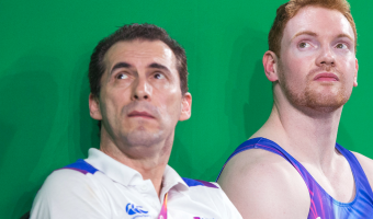 Men's Artistic Lead Coach Appointed