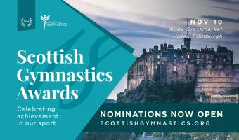 2018 AWARDS - NOMINATIONS NOW OPEN