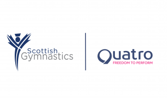 Scottish Gymnastics partner with Quatro