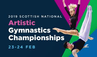 TICKETS ON SALE FOR THE 2019 SCOTTISH NATIONAL ARTISTIC CHAMPIONSHIPS