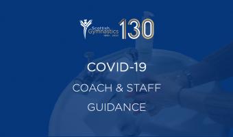 COACH & STAFF COVID-19 GUIDANCE