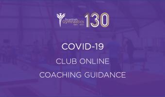 CLUB ONLINE COACHING GUIDANCE