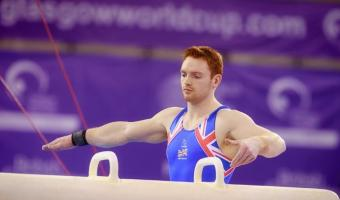 DANIEL PURVIS WINS EUROPEAN ALL AROUND BRONZE