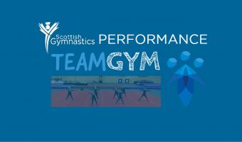 TEAMGYM GYMNASTS SELECTED FOR PERFORMANCE PATHWAY