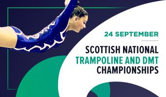 FLYING HIGH FOR TRAMPOLINE CHAMPIONSHIPS