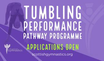 APPLICATIONS OPEN FOR TUMBLING PPP