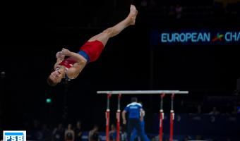 PAVEL TAKES TEAM GB SILVER AT HOME EUROPEAN CHAMPIONSHIPS