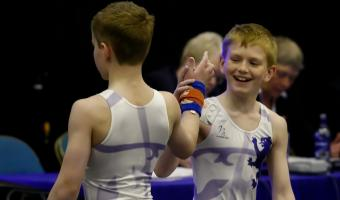 SCOTTISH GYMNASTICS / BRITISH GYMNASTICS MEMBERSHIP