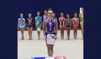 RHYTHMIC NATIONAL NDP GRADE FINALS