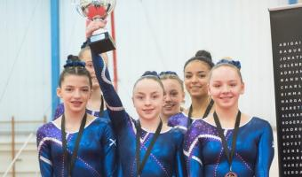 DOUBLE TEAM GOLD AT 2016 ARTISTIC CELTIC CUP