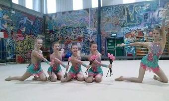 RHYTHMIC AND ACROBATIC BRITISH CHAMPIONSHIPS
