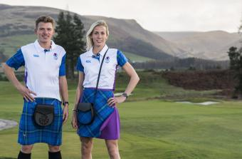 TEAM SCOTLAND TO STEP OUT IN STYLE AT GAMES