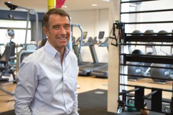 Brian Ewing OBE