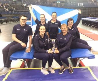 DMT TEAM EARN TROPHY FOR FOURTH YEAR RUNNING