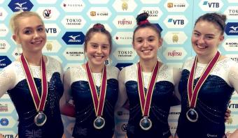GB Success at World Championships in Tokyo