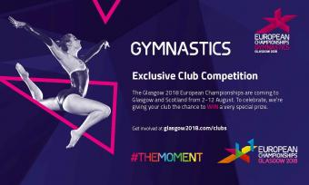 GLASGOW 2018 - EXCLUSIVE PRIZE FOR CLUBS