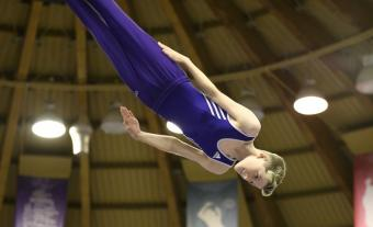 Gymnasts Selected for Trampoline Programmes