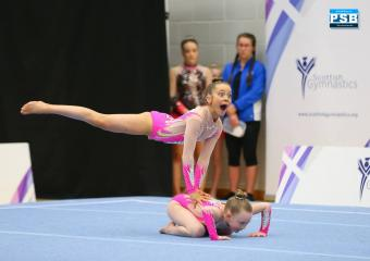Thirteen Scottish Gold Medals at Acro Invitational