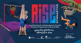 Introducing Rise Gymnastics!