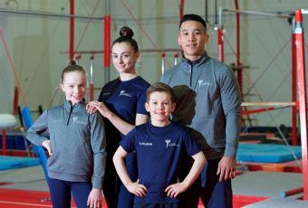 Scottish Gymnastics partner with Kukri