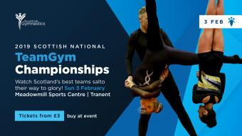 Scottish National TeamGym Championships Preview