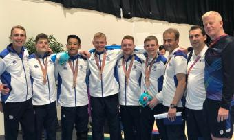 PAUL HALL APPOINTED BRITISH MEN'S HEAD NATIONAL COACH