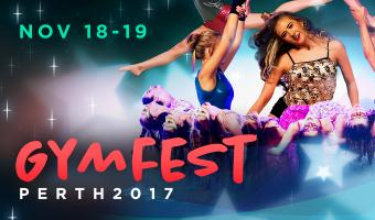 BUY YOUR TICKETS FOR GYMFEST PERTH 2017
