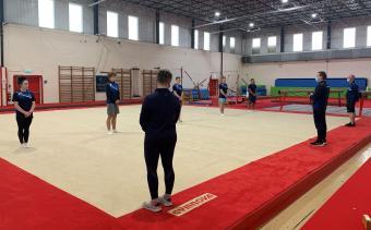 Limited Return to Performance Gymnastics