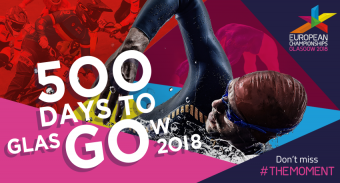GLASGOW 2018 - 500 DAYS TO GO
