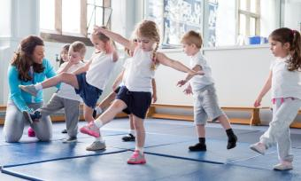 PRESCHOOL GYMNASTICS - FREE SESSIONS